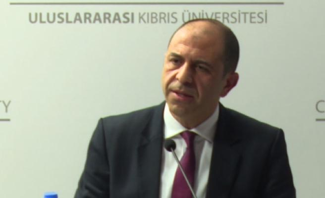 'Doğu Akdeniz'de Enerji Politikaları' konulu panel düzenlendi