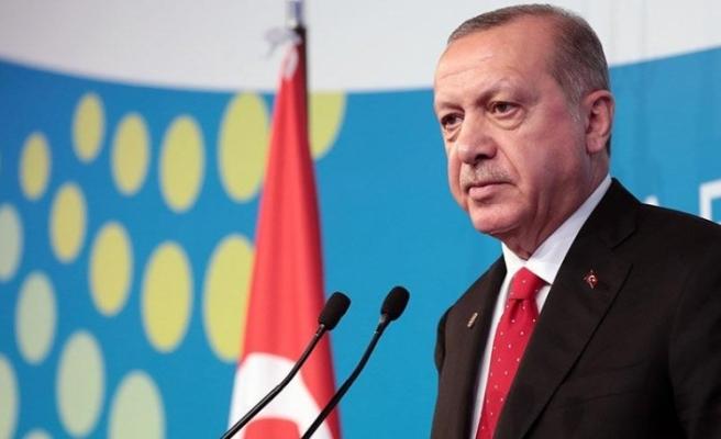 """""""Doğu Akdeniz'deki hidro karbon kaynaklarının asli sahiplerinden Kuzey Kıbrıs Türk Cumhuriyeti'nin haklarının emrivakilerle gasp edilmesine asla izin vermeyeceğiz"""""""
