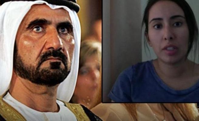 Dubai'den kaçan Prenses Latife yakalandı