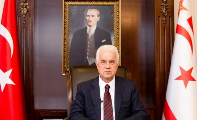 Eroğlu, Talat'ın açıklamalarını eleştirdi