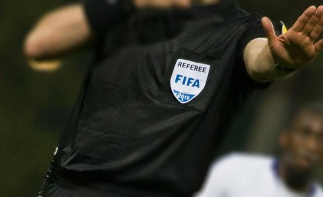 FIFA kokartlı Türk hakemler açıklandı