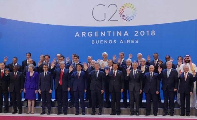 G20 Liderler Zirvesi sona erdi