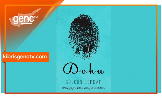 Gülgün Serdar'ın yeni kitabı 'Doku' tanıtılacak