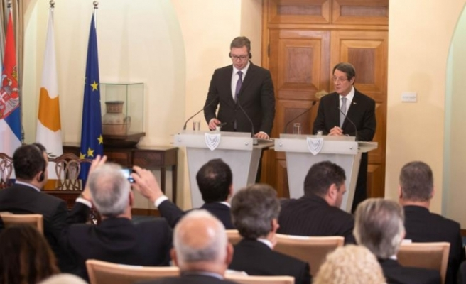 Güney Kıbrıs ile Sırbistan arasında anlaşmalar imzalandı