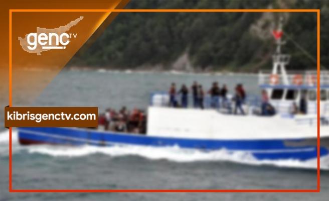 Güneyde Mersin'den geldiği iddia edilen göçmenler