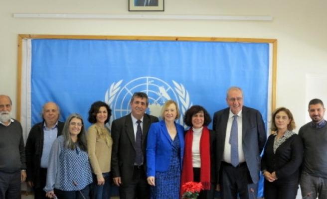 İki Toplumlu Barış İnisiyatifi – Birleşik Kıbrıs'tan Lute'a mektup