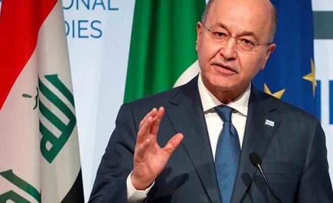 Irak Cumhurbaşkanı Salih İngiliz vatandaşlığından ayrıldı