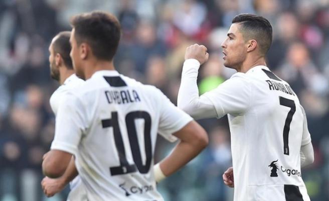 Juventus, Ronaldo ile
