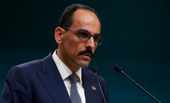 """""""Kıbrıs Türk'ünün hak ve hukukunu her platformda savunmaya edeceğiz"""""""