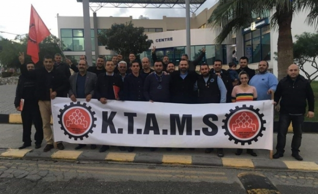 KTAMS, LAÜ'de yetkili sendika oldu