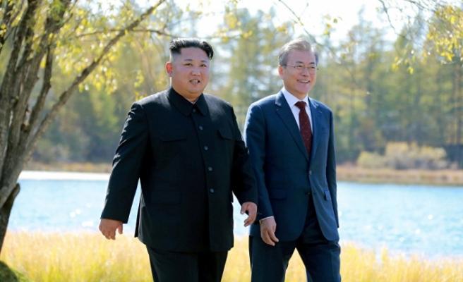 Kuzey Kore lideri Kim'den Güney Kore Devlet Başkanı'na: Gelemediğim için üzgünüm