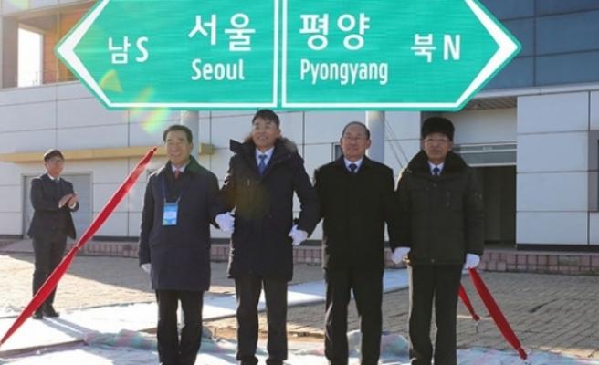 Kuzey ve Güney Kore'den Ortak Demiryolu Projesi