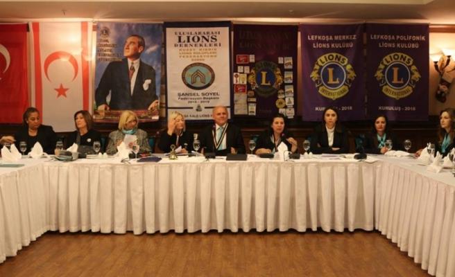 Lions Kulüpleri felaket mağdurlarına yardım için toplandı