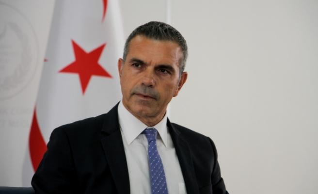 Meclis Başkanı Uluçay'dan mesaj