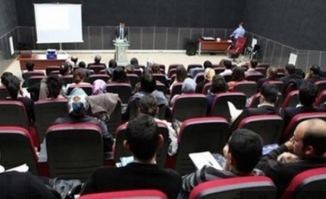 Öğretmenlere yönelik hizmet içi eğitimler devam ediliyor