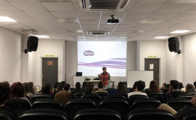 """""""Özel Gereksinimli Bireylere Okuma Yazma Öğretimi Eğitimi"""" başlıklı seminer"""