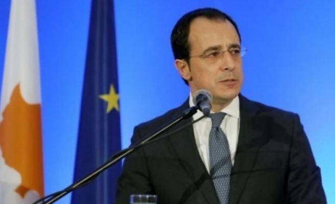 Rum Dışişleri Bakanı'nın Brüksel temasları