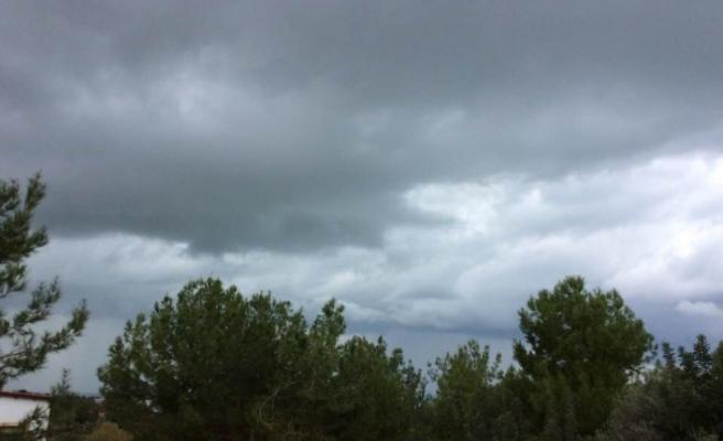 Rum Meteoroloji Dairesi'nden yeniden sarı alarm