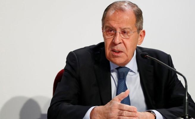 """Rus Dışişleri Bakanı: """"Kıbrıs sorunu sürecine tüm BMGK üyeleri katılmalıdır """""""