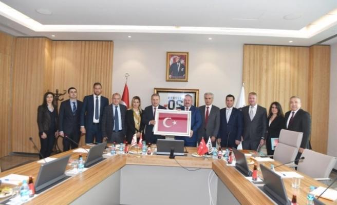 Sanayi Odası,YAGA ve Kalkınma Bankasından Türkiye'de temaslar