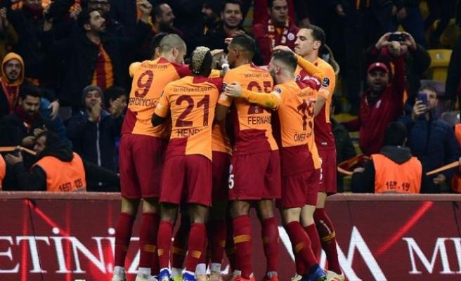 Sosyal medyada Galatasaray önde