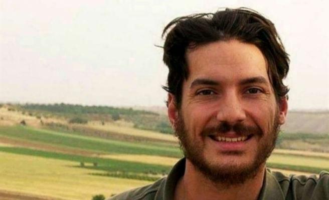 Suriye'de Ağustos 2012'de kaybolan Amerikalı serbest gazeteci