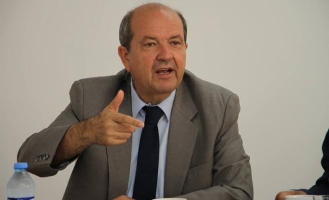Tatar'dan BM Genel Sekreterine mektup