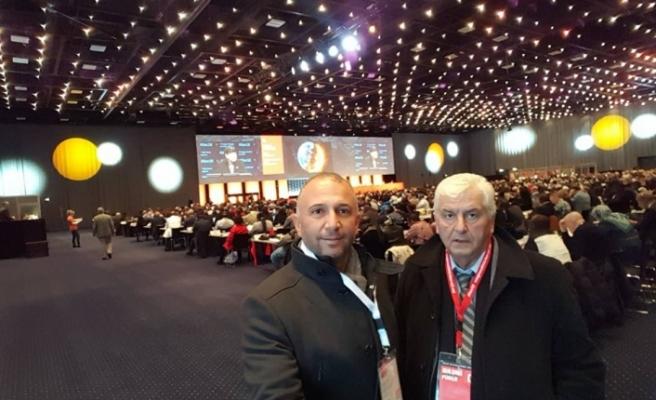 Türk Sen'den Uluslararası temsiliyet