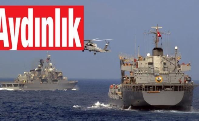 """Türkiye basını yazdı: """"Türkiye Kıbrıs'a deniz üssü kuruyor"""""""