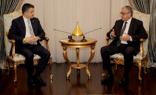 Türkiye Tarım Bakanı KKTC'de
