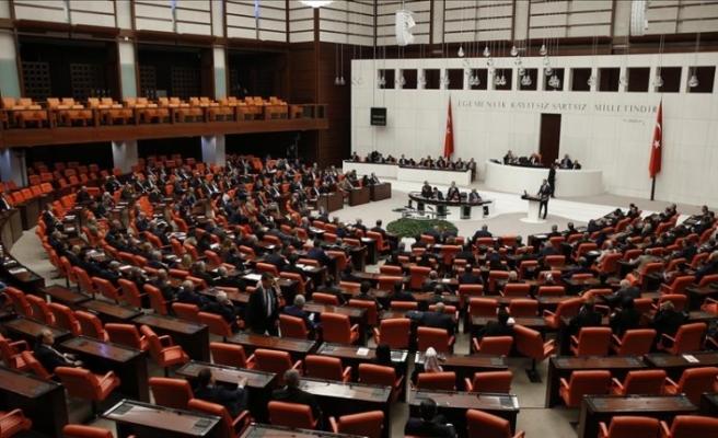 Türkiye'de 2019 yılı bütçesi kabul edildi