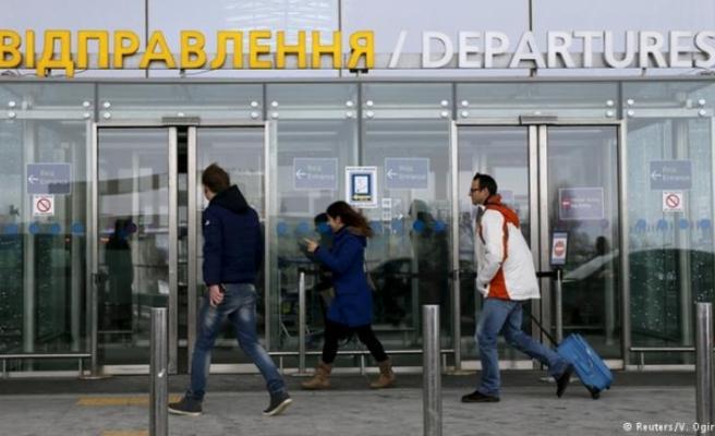 Ukrayna'dan Rus erkeklerine giriş yasağı