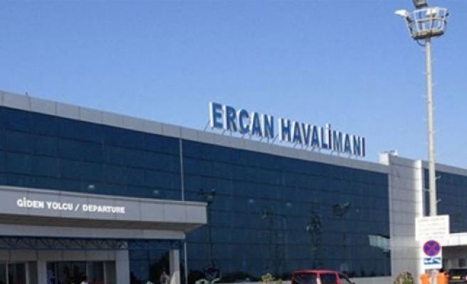 Yolcu sayısı 4 milyonu aştı. Ercan Havalimanı'nda tören düzenlendi