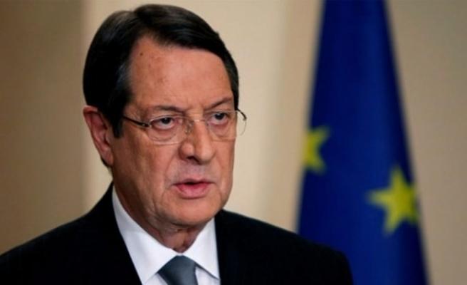 Yunan politikacıdan Anastasiadis'e eleştiri