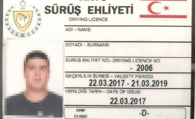 3 yıllık ehliyetin fiyatı 469 lira 70 kuruş