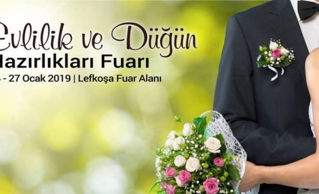 9.Evlilik ve Düğün Hazırlıkları Fuarı bugün