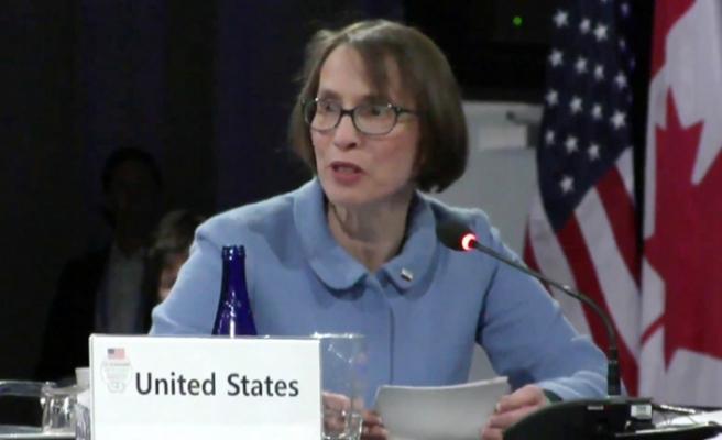 ABD'nin yeni Lefkoşa Büyükelçisi için onay verildi