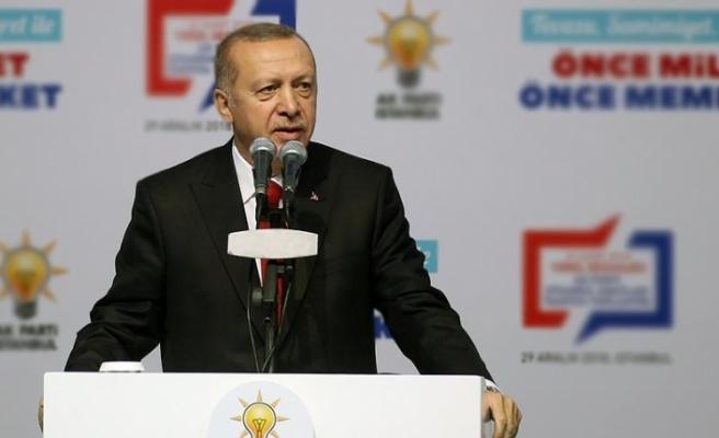AK Parti'nin Ankara adayları açıklandı