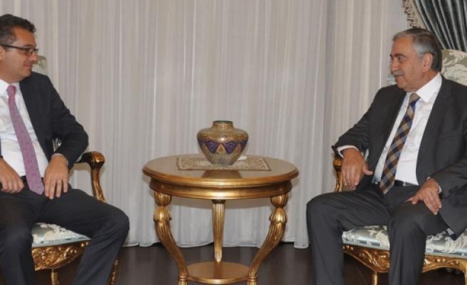Görüşme sonrası Cumhurbaşkanı Akıncı ve Başbakan Erhürman açıklama yapacak