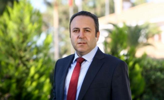 Akıncı'dan Erhan Erçin'in görevinden ayrılmasına ilişkin açıklama