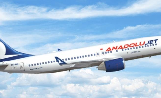 Anadolu Jet'ten KKTC'ne yeni seferler