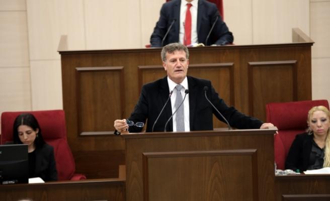 """Arıklı: """"Çavuşoğlu'nun ziyareti ve verdiği mesaj önemli"""""""