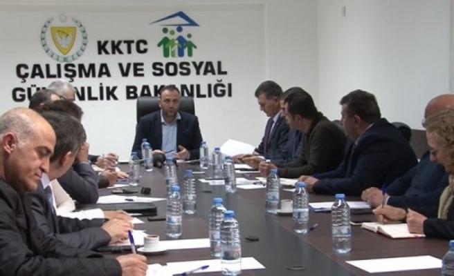 Asgari ücret tespit komisyonu 2.toplantısı iptal edildi