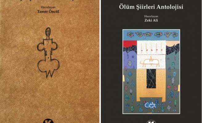 Aşk ve ölüm şiirleri antolojileri