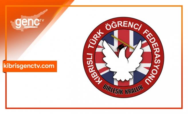 Birleşik Krallık Kıbrıslı Türk Öğrenci Federasyonu kuruldu
