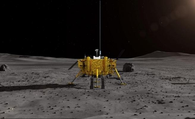 Çin Ay'ın 'diğer' yüzüne başarılı bir iniş gerçekleştirdi