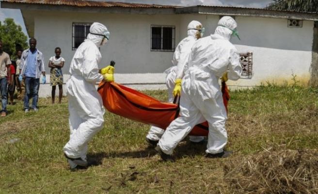 Ebola salgını durdurulamıyor