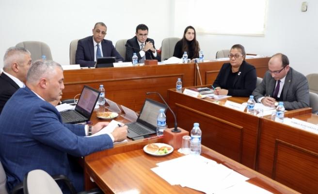 Ekonomi Komitesi toplandı