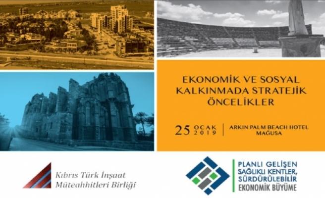 Ekonomik ve Sosyal Kalkınmada Öncelikler Çalıştayı'nın Raporu bugün açıklanacak