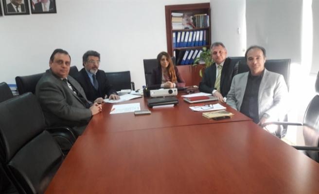 Ekonomik ve Sosyal Sürdürülebilirlik Komisyonu toplandı